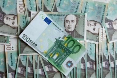 Lietuva kitąmet tarptautinėse finansų rinkose gali pasiskolinti pigiau