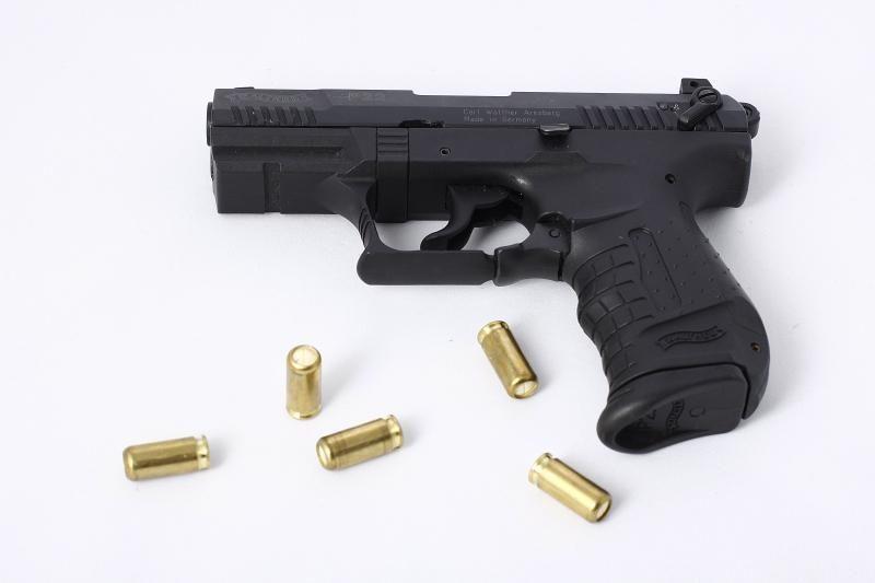 Sostinėje pas vyrą aptikta nelegalių ginklų