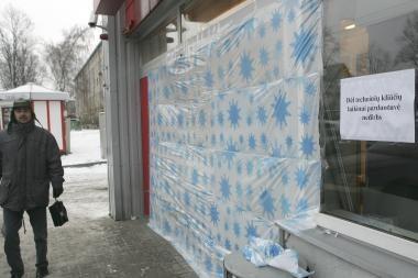 Kaune naktį prie prekybos centro nugriaudėjo sprogimas (papildyta)