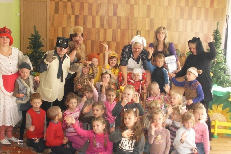 Vaikų darželiuose – dėmesys specialiųjų poreikių mažiesiems