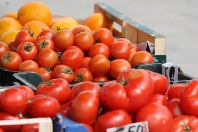 Vaisiai ir daržovės - rusams, valgo - lietuviai