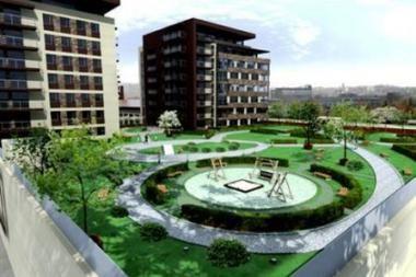 """""""Kabantys sodai"""" Vilniaus centre bus baigti šių metų vasarą"""