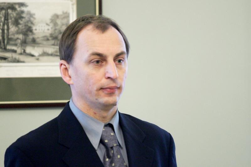 VTEK nutraukė bylą dėl Ž.Plytniko elgesio