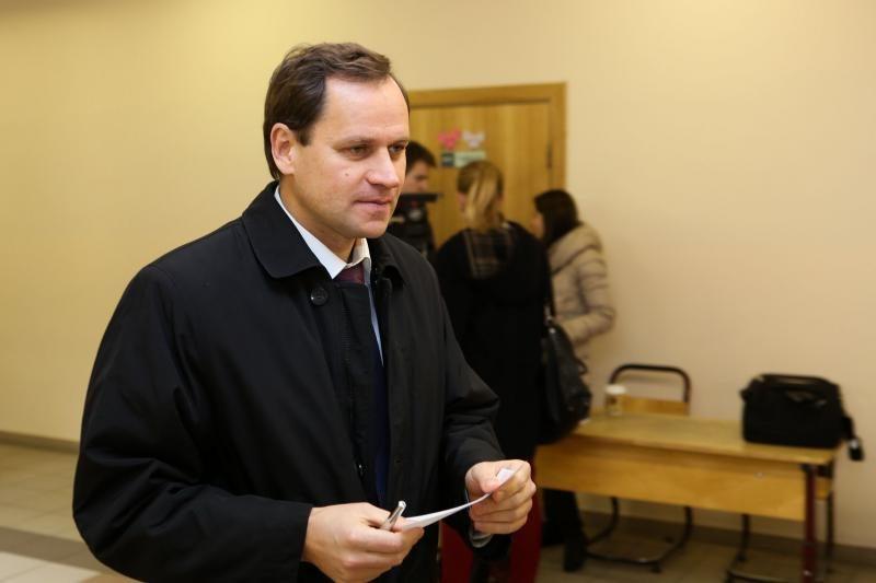 Rinkimų rekordininkas – lenkų atstovas V. Tomaševskis