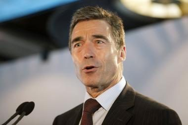 NATO: Afganistano pajėgos nuo 2011 metų perims atsakomybę už saugumą šalyje