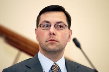 Švietimo ir mokslo ministras pripažįsta klaidas tik organizuojant studentų priėmimą