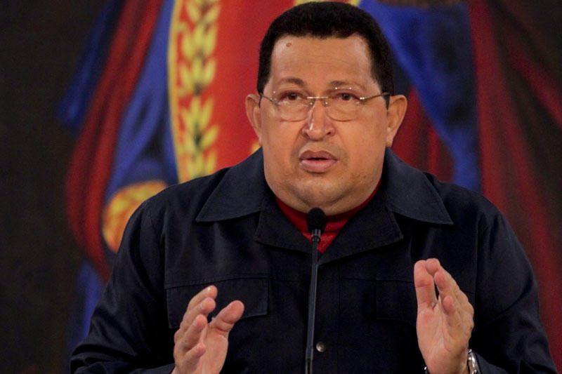 H.Chavezas pranešė, kad visiškai išsigydė nuo vėžio