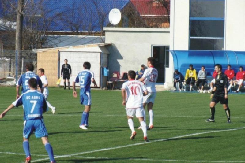 Rumunijos futbolo taurės turnyre – įspūdingas rezultatas
