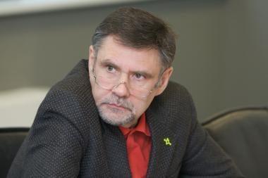 V.Martikonis traukiasi iš Vilniaus vicemero posto