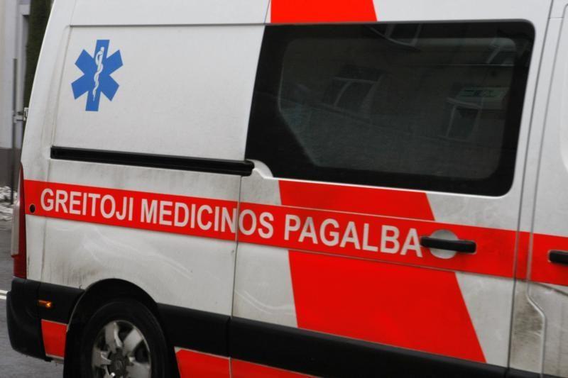 Per avariją Vilniuje apdaužytos 4 mašinos, kaltininkas - sužeistas