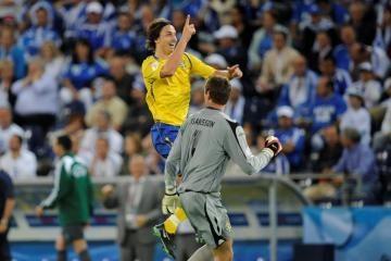 """""""Euro 2008"""": Švedija – Graikija 2:0"""