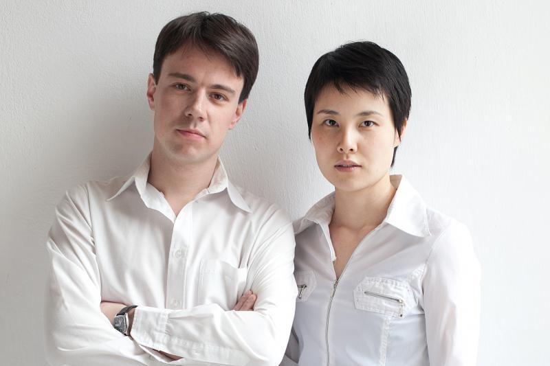 """Palangoje koncertuos unikalus japonės ir lietuvio duetas """"Mallet duo"""""""