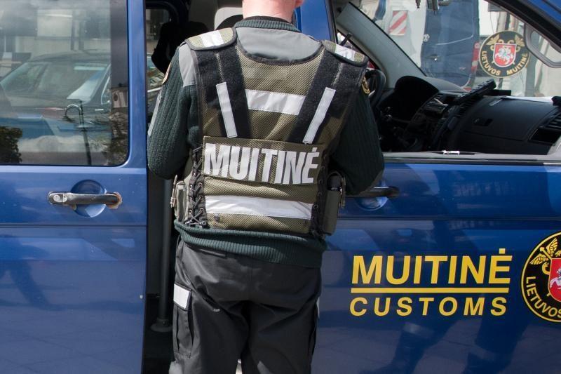 Kaune muitininkai krėtė kontrabandinių prekių slėptuves