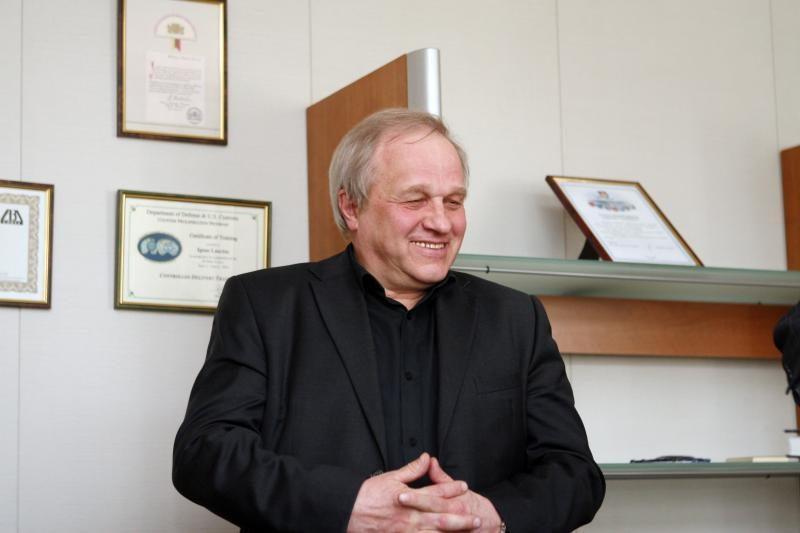 Klaipėdos vicemeras pristatys savo naują knygą