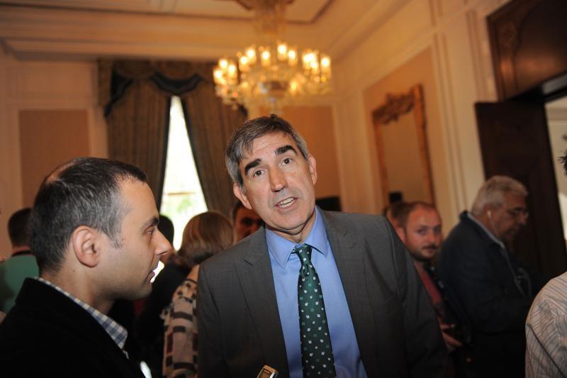 Eurolygos prezidentas - apie VTB ir bręstančias reformas (interviu)