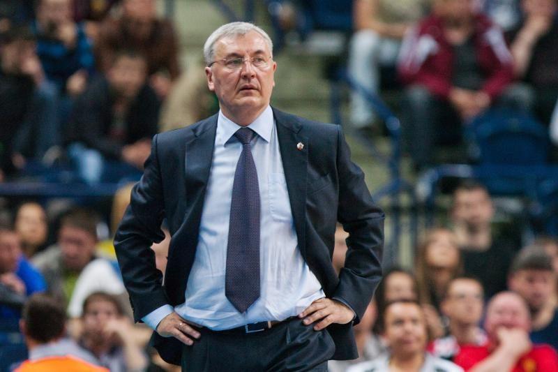 Krepšinio rinktinei vėl vadovaus J.Kazlauskas (A.Sabonio komentaras)