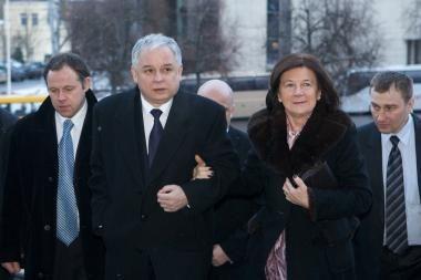 Lenkijos prezidentas žuvo aviakatastrofoje (pildoma)