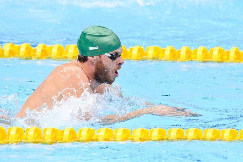 V.Janušaitis sėkmingai pradėjo olimpiadą - jis pusfinalyje