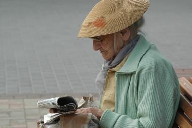 Klaipėdoje – Močiutės ir senelio šventė