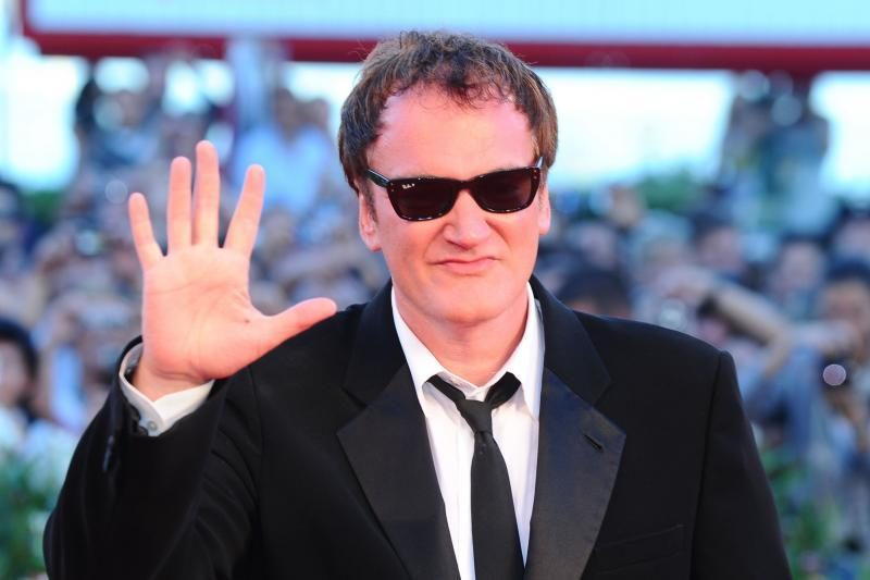 50-metis Q. Tarantino galvoja apie tėvystę
