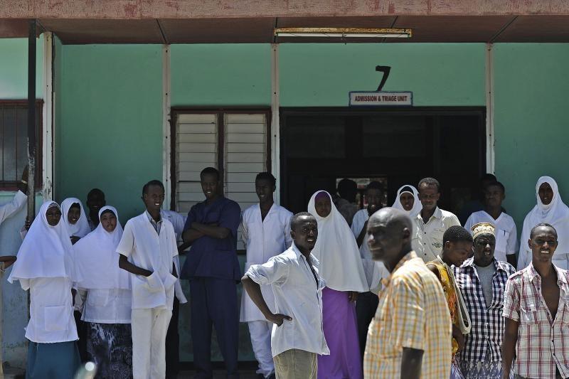JT: Somalyje nuo bado mirė 258 tūkstančiai žmonių, pusė jų - vaikai