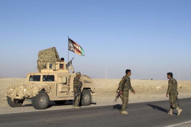 9 policininkų nužudymu Afganistane įtariamas infiltruotas agentas