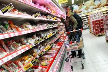 Prognozė: metinė infliacija vasario mėnesį – 3,2 proc.