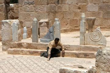 Archeologai atkasė pirmąją pasaulio bažnyčią