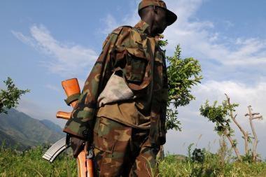 Kongo Demokratinėje Respublikoje per sukilėlių išpuolį žuvo 23 civiliai