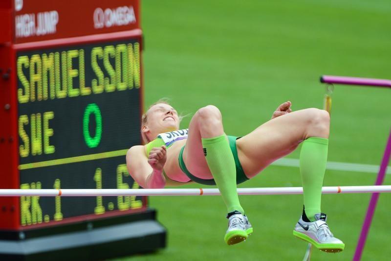 Asmeninį rekordą pagerinusi A.Skujytė šoktelėjo į ketvirtąją vietą