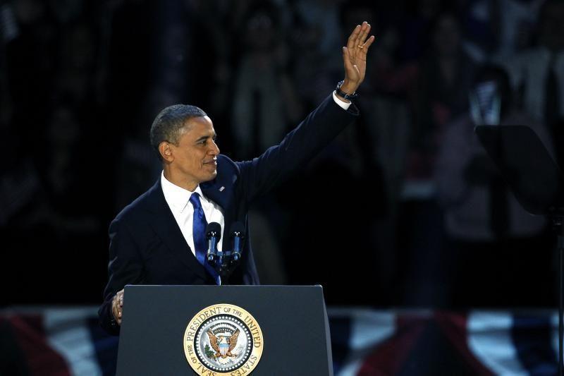 """B. Obama: Kongresas turi imtis veiksmų dėl """"fiskalinio skardžio"""""""
