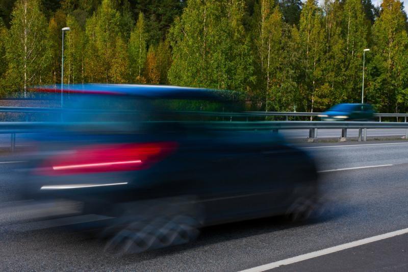 Kodėl lenkų vairuotojai viršija greitį?