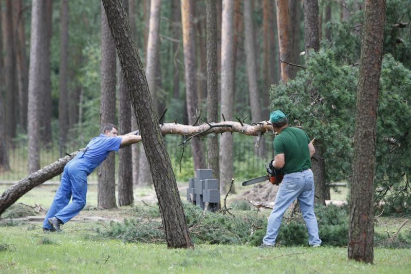 Škvalas patuštino Klaipėdos savivaldybės rezervo fondą
