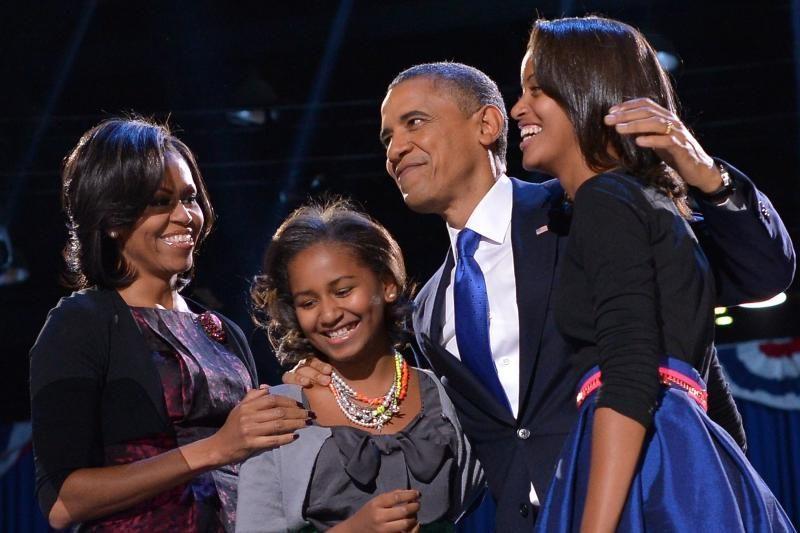 JAV prezidentas B. Obama laimėjo rinkimus ir Floridoje