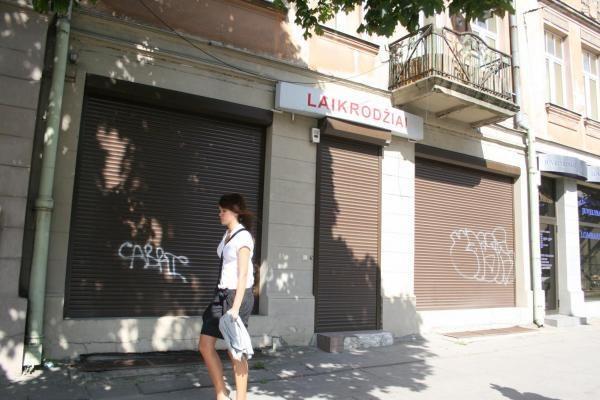 Vilniuje apvogta laikrodžių parduotuvė (papildyta)