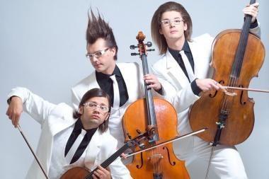 """""""Melo-M"""": tik violončelės ir būgnai!"""
