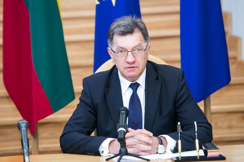 """A. Butkevičius: tęsime derybas su """"Hitachi"""" dėl atominės elektrinės"""