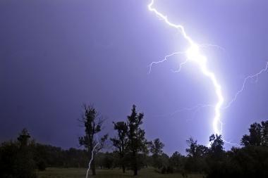 Malavio bažnyčioje žaibas nutrenkė šešis žmones
