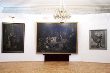 Vilniaus paveikslų galerijoje vyks Baltrušaičių archyvo perdavimo ceremonija