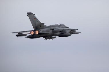 Dalyvauti oro policijos misijoje atvyksta Lenkijos naikintuvai