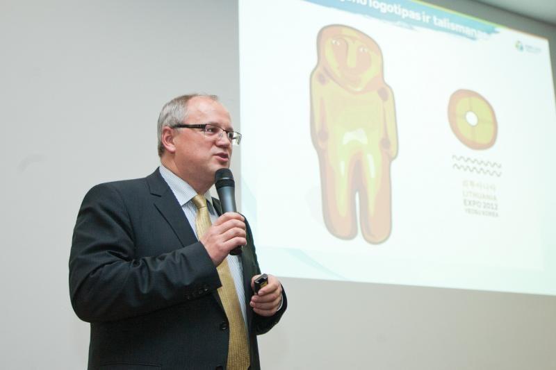 """""""Expo 2012"""" parodoje Lietuva tikisi išsiskirti gintariniu įvaizdžiu"""
