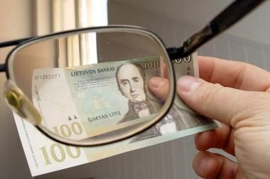 Finansų ministerija didina taupymo lakštų patrauklumą