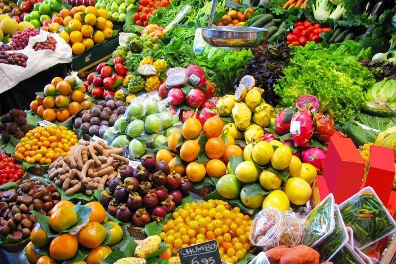 5 patarimai, kaip maitintis tik vietiniu maistu