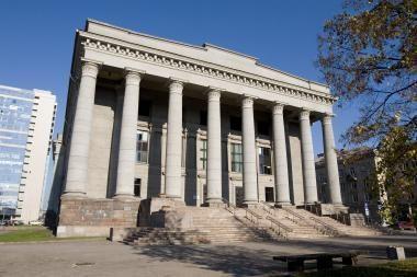 M.Mažvydo biblioteka rengiasi rekonstrukcijai