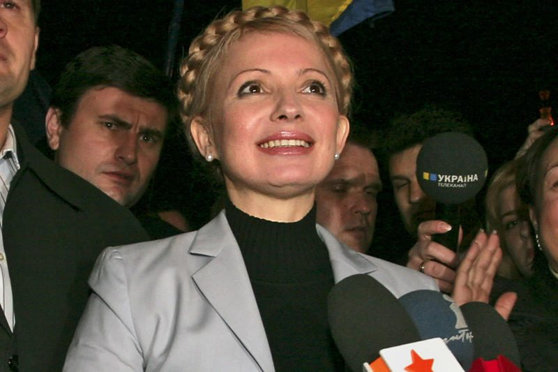 Julija Tymošenko nutraukia bado streiką, sako dukra