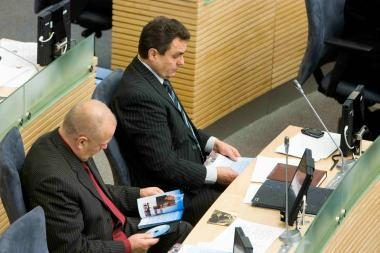 Seimo nariai raginami parašyti Odę Lietuvai