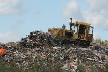 Lenkijoje - moderniausias atliekų perdirbimo įrenginys