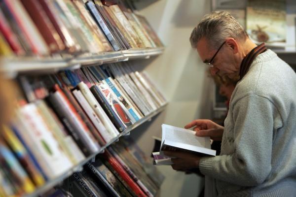 Užsienyje pamažu auga susidomėjimas lietuvių literatūra