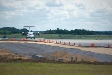 Diskutuojama dėl oro uostų plėtros
