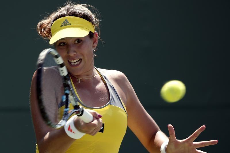 """""""Family Circle Cup"""" moterų teniso turnyrą koreguoja lietus"""